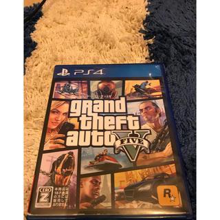PlayStation4 - PS4 日本版 グランドセフトオート5
