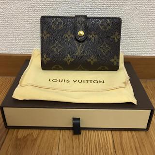 ルイヴィトン(LOUIS VUITTON)の正規美品 ルイヴィトン モノグラム 財布(財布)