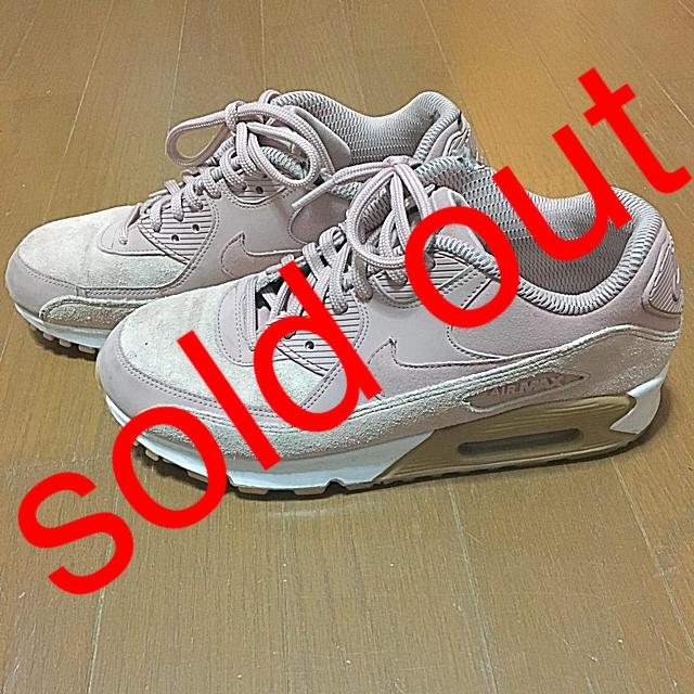 限定値下げ☆ナイキ エアマックス90se レディースの靴/シューズ(スニーカー)の商品写真