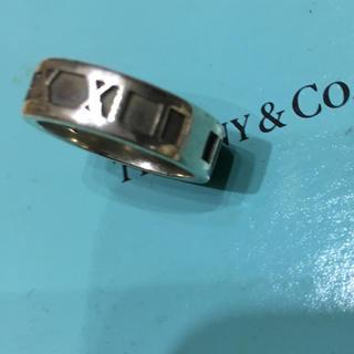 ティファニー(Tiffany & Co.)の正規品‼️ティファニーリング❣️たか様専用(リング(指輪))