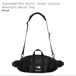 Supreme - Supreme The North Face Leather Waist Bag