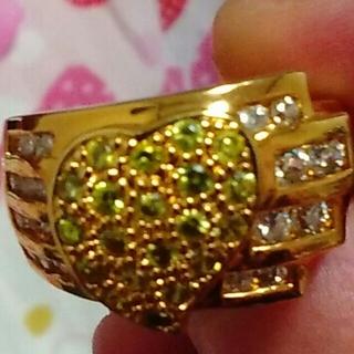 流れ星、ハート型指輪