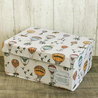 新品  収納ボックス  箱  折りたたみ  Box  片付け  気球  バルーン