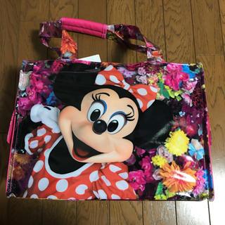 ディズニー(Disney)のイマジニングザマジック ミニー カメラバッグ トートバッグ(ケース/バッグ)