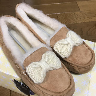 アグ(UGG)の年子姉妹のまま専用ページ(スリッポン/モカシン)