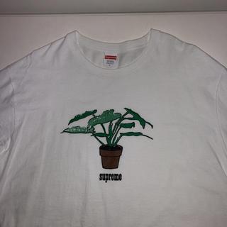 Supreme - supreme plant Tee L