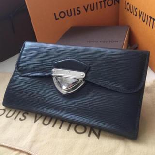 ルイヴィトン(LOUIS VUITTON)の正規品ルイヴィトンコアラブラック長財布(財布)