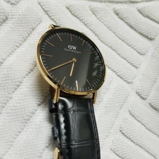 ダニエルウェリントン(Daniel Wellington)のdaniel wellington 腕時計 ダニエル・ウェリントン  型押し(腕時計(アナログ))