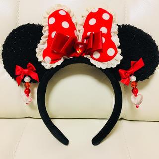 ディズニー(Disney)のDisney♡ミニーカチューシャ(カチューシャ)
