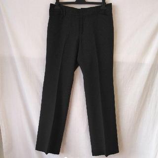 シマムラ(しまむら)の新品 しまむら 喪服 スーツ 黒 パンツ(礼服/喪服)