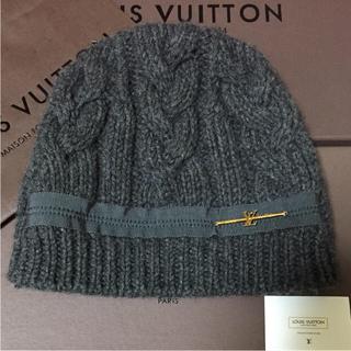 ルイヴィトン(LOUIS VUITTON)のルイヴィトンニット、バーバリートップス専用(ニット帽/ビーニー)
