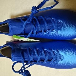 アディダス(adidas)のadidas サッカートレーニングシューズ エックス 16.3 TF26.5cm(シューズ)