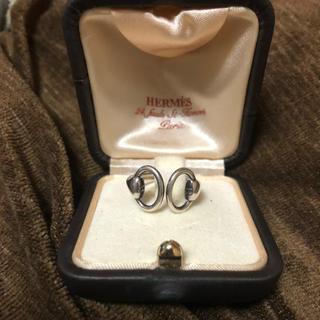 エルメス(Hermes)のHERMES エルメス ナウシカリング 52 925 シルバー 指輪(リング(指輪))