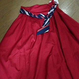 ダズリン(dazzlin)のダズリンスカート(ひざ丈スカート)