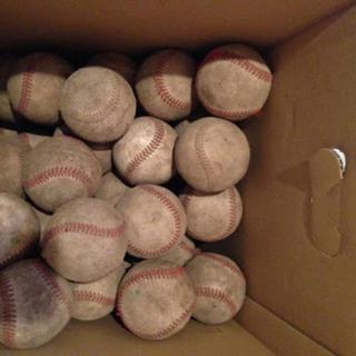 硬式野球ボール100球(ボール)