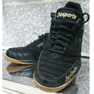 アディダス(adidas)のdesporte roda luzesombra カンピーナス スエード 25(シューズ)