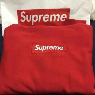 Supreme - supreme box logo pullover シュプリーム パーカー