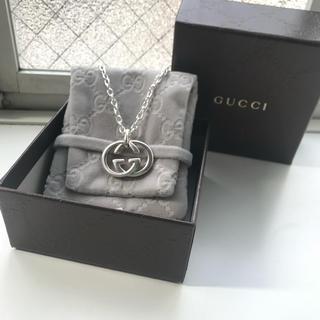 Gucci - 美品‼️正規品 GUCCI グッチ シルバー925 ネックレス