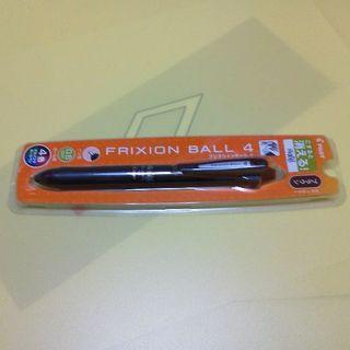 PILOT - フリクションボール4PILOTボールペン 出品数限り ボディーカラーブラウン