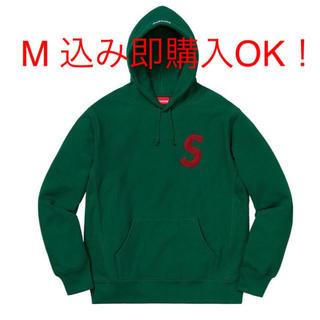 Supreme - 送料込み!Supreme S Logo Hooded Sweatshirt