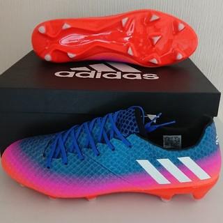 アディダス(adidas)の【29㎝ 新品】メッシ 16.1 FG/AG  サッカースパイク(シューズ)