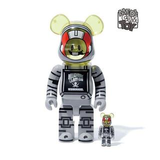 NEIGHBORHOOD BBC BE@RBRICK 400% 100%