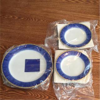 オリエントエクスプレス大皿と小皿五個