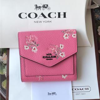 COACH - コーチ 折財布 新品未使用