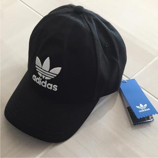 adidas - 新品 adidas トレフォイルキャップ