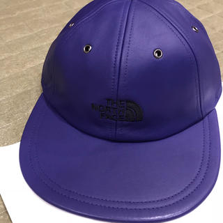 Supreme - Supreme The North Face Leather 6-Panel