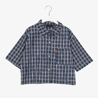 GOGOSING - オルチャン チェック シャツ