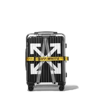 オフホワイト(OFF-WHITE)のoff-white rimowa オフホワイト リモワ コラボ(トラベルバッグ/スーツケース)