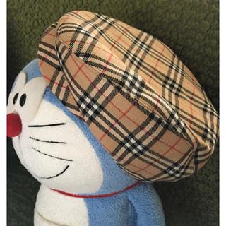バーバリー(BURBERRY)のバーバリー ・レディースハンチング帽(ハンチング/ベレー帽)