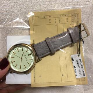 グレージュ♡腕時計