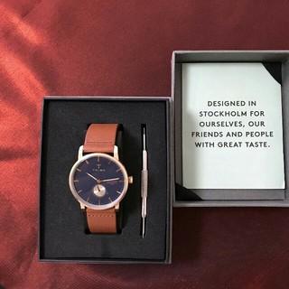 トリワ(TRIWA)のハロウィン ✨ トリワ ファルケン ネイビー ユニセックス(腕時計(アナログ))