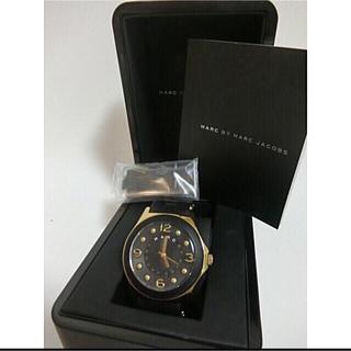 マークバイマークジェイコブス(MARC BY MARC JACOBS)のMARC BY MARC JACOBS ラバー時計(腕時計)
