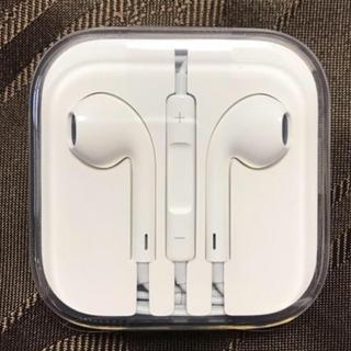 iPhone - iPhone イヤホン 新品未使用
