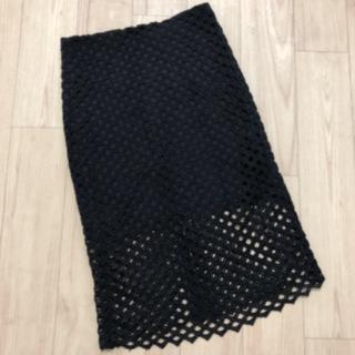 ZARA - ザラ♡レーススカート