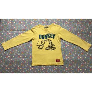 ドンキージョシー(Donkey Jossy)のDonkey Jossy ロンT 120㎝(Tシャツ/カットソー)