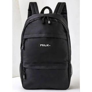 ミルクフェド(MILKFED.)のミルクフェド  リュック(リュック/バックパック)