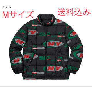 Supreme - Supreme NY Reversible puffy jacket M 送料込