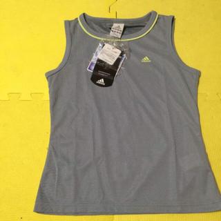 アディダス(adidas)の新品⭐︎adidas Mサイズ クライマナイト 袖なし シャツ (Tシャツ/カットソー(半袖/袖なし))