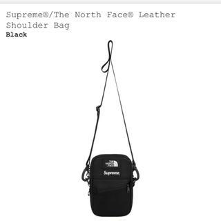 Supreme - Leather Shoulder Bag