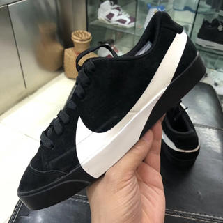 NIKE - 【27.5cm】NIKE BLAZER CITY LOW / Black+おまけ
