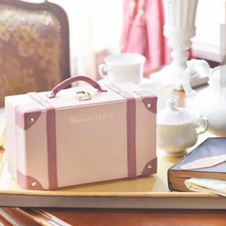 Maison de FLEUR - メゾンドフルール  非売品 招待者限定 ポーチ ケース トランク ミニバラ 薔薇