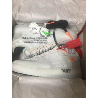 THE 10 NIKE AIR FORCE 1 LOW(スニーカー)