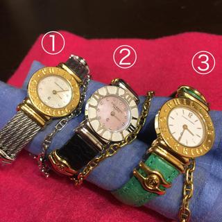 シャリオール(CHARRIOL)のシャリオールの時計  3本セット  訳有り(腕時計)