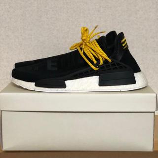 アディダス(adidas)のAdidas Pharrell Human Race Black 26.5cm(スニーカー)