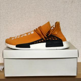 アディダス(adidas)のAdidas Pharrell Human Race Orange 28cm(スニーカー)