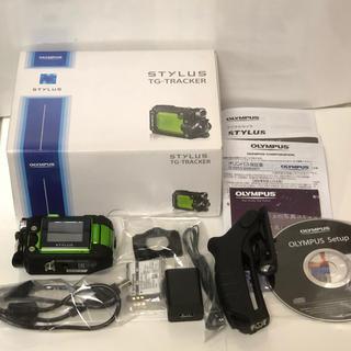 OLYMPUS - OLYMPUS アクションカメラ STYLUS TG-Tracker グリーン